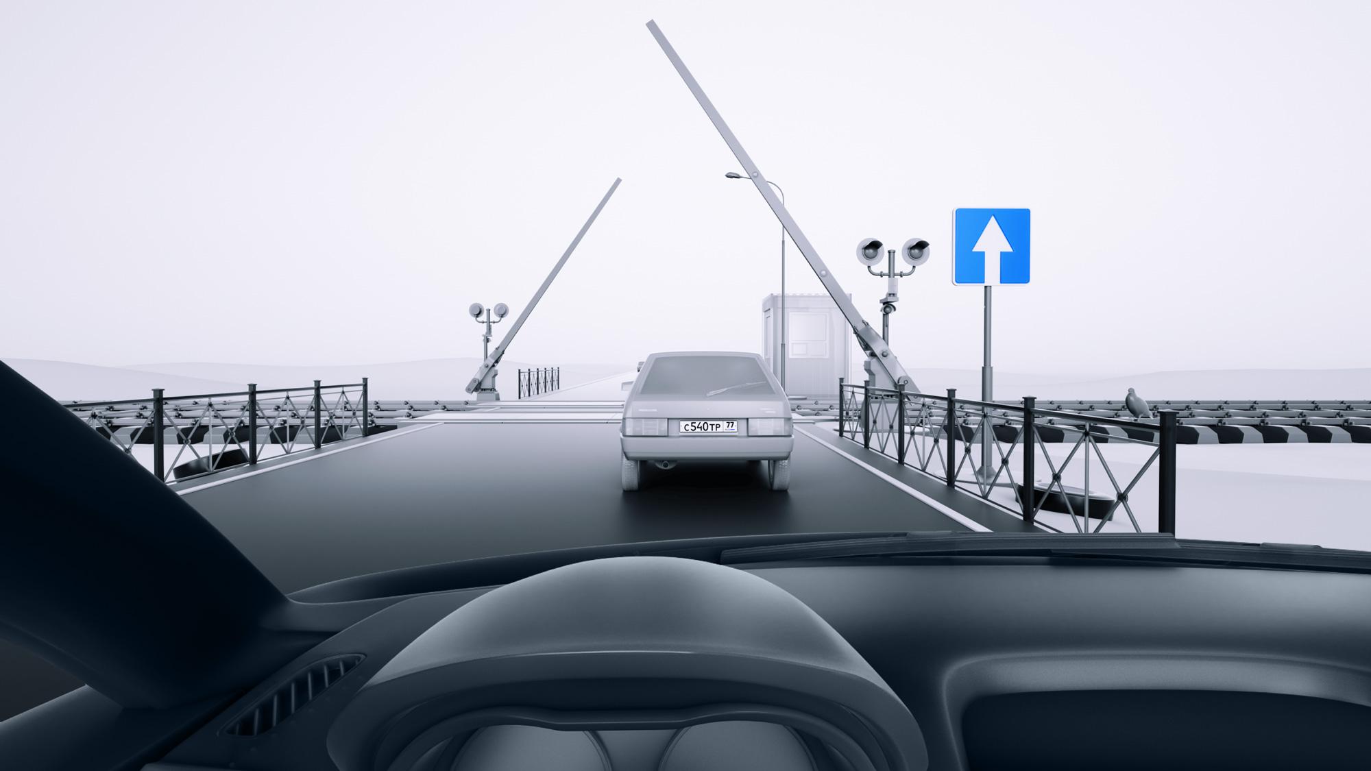 Можно обогнать машину перед переездом илинет: хитрая задача назнание ПДД