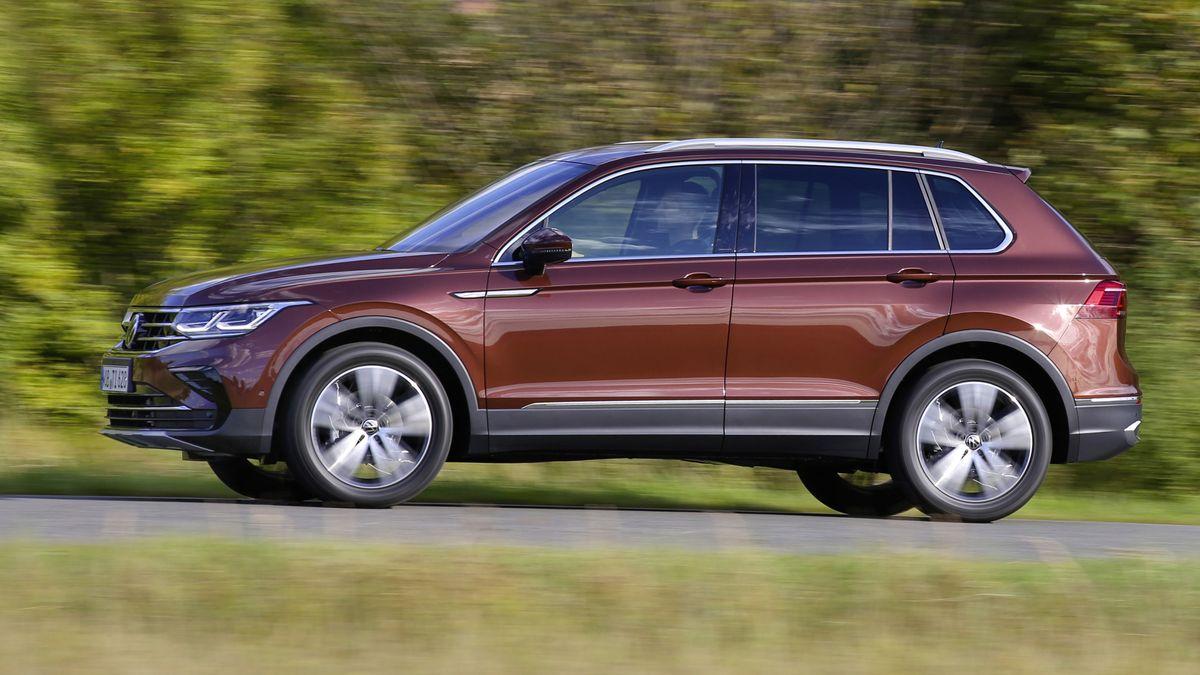 Российскому Volkswagen Tiguan добавили две «выгодные» комплектации