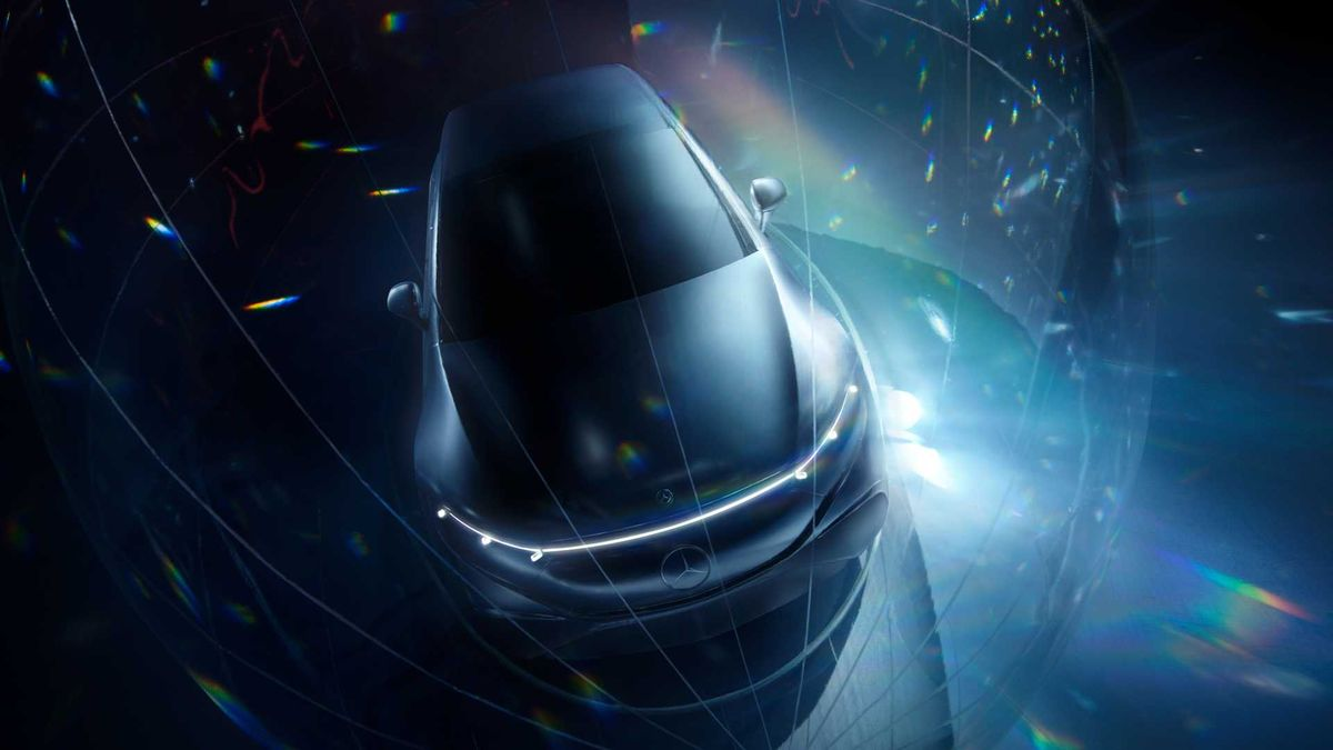 Электрический Mercedes-Benz EQS сравняется по чистоте воздуха в салоне с операционной
