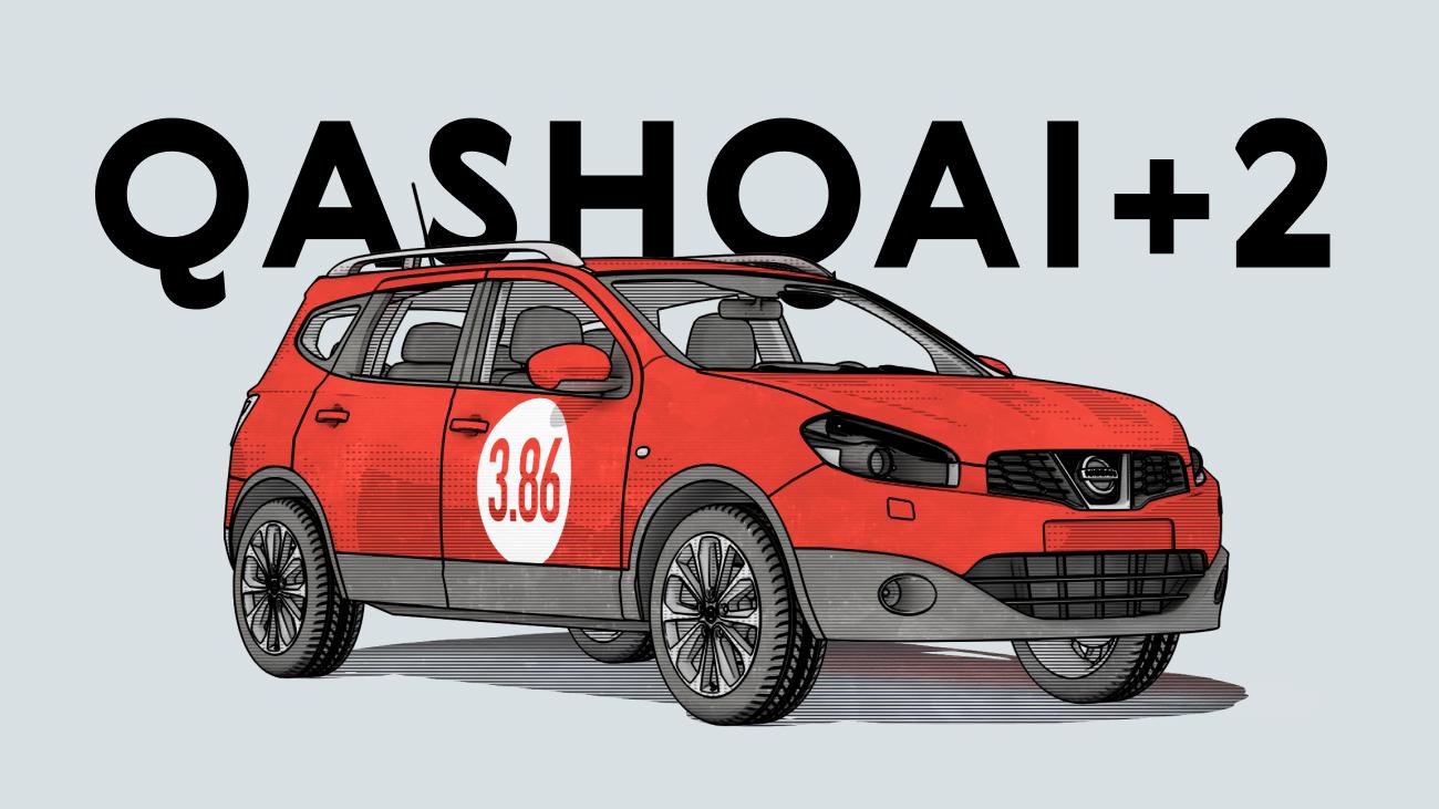 Надёжен ли Nissan Qashqai+2 Iпоколения: все проблемы японского автомобиля спробегом