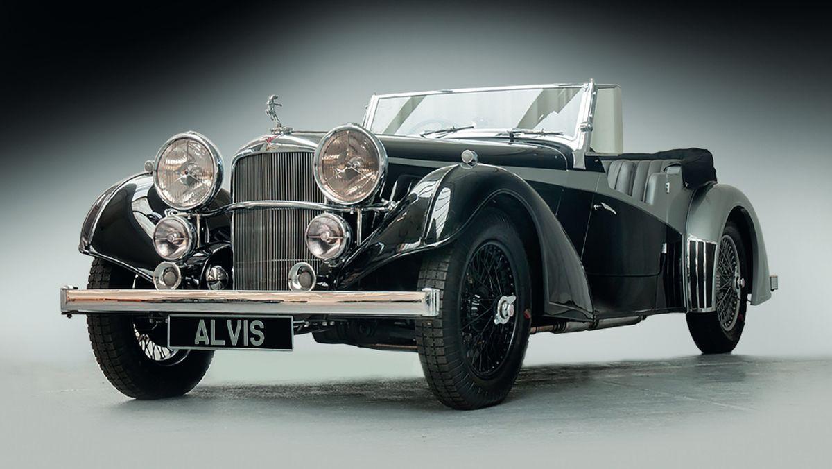 В Великобритании возрождают конкурента Bentley