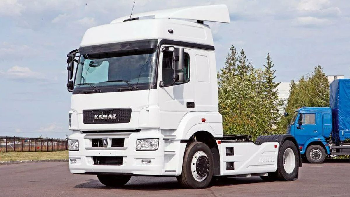 Названа дата прекращения производства грузовиков КамАЗ К4