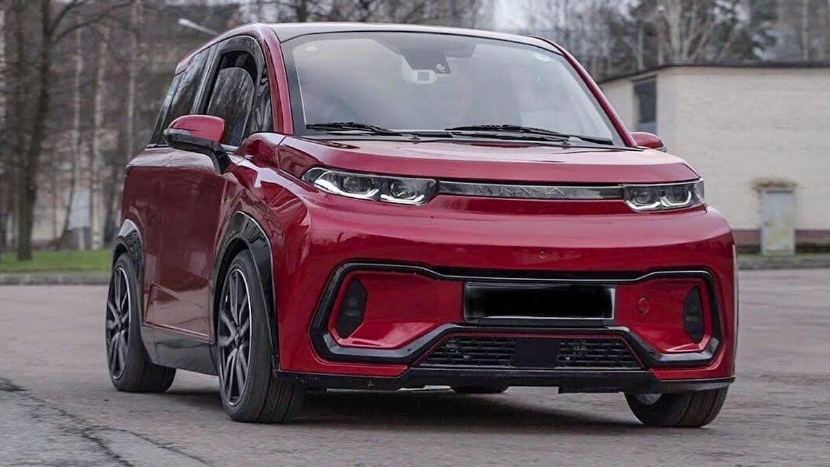 Российский электрокар «Кама-1» превратится в коммерческий фургон