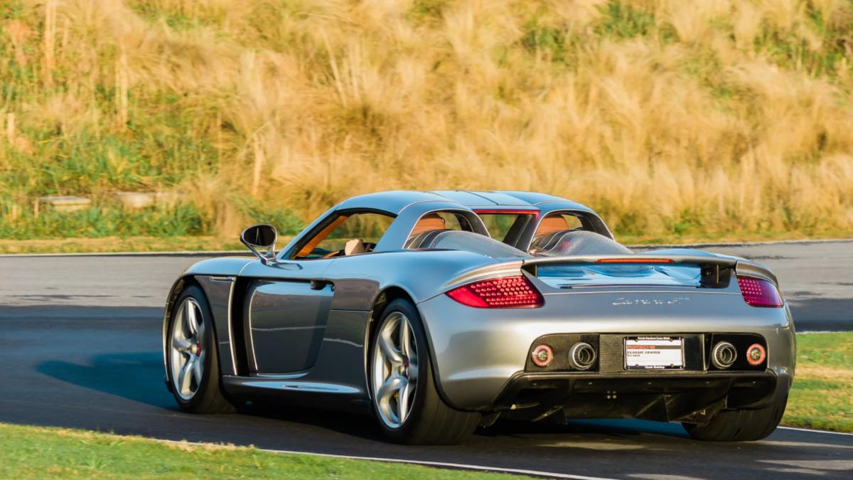 Этот Porsche разбирали по винтику уже 78 раз, но это не связано с поломками