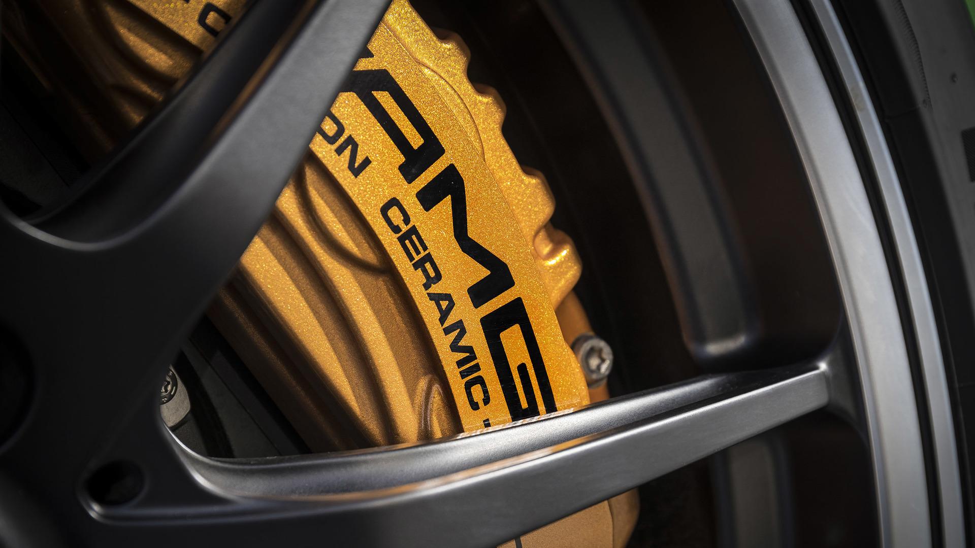 Суперкар Mercedes-AMG GT R снимают с производства