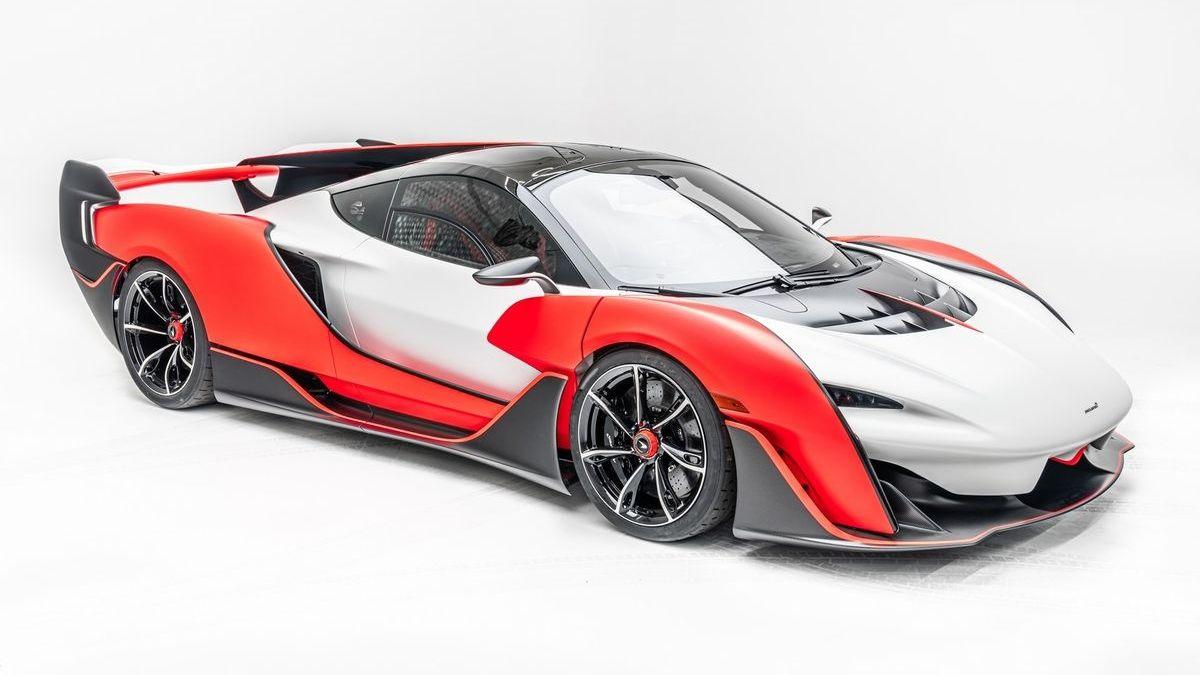 Быстрейший двухместный гиперкар McLaren рассекречен: 824 силы и всего 350 км/ч