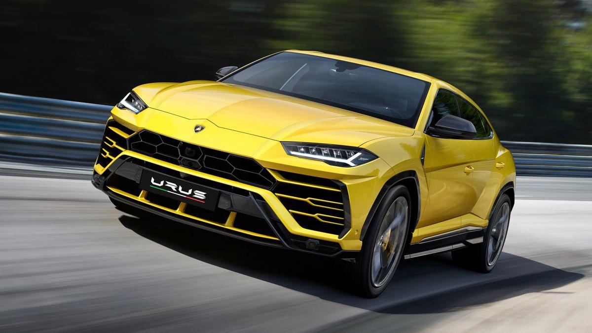 Lamborghini Urus может загореться: под отзыв в России попали 270 машин