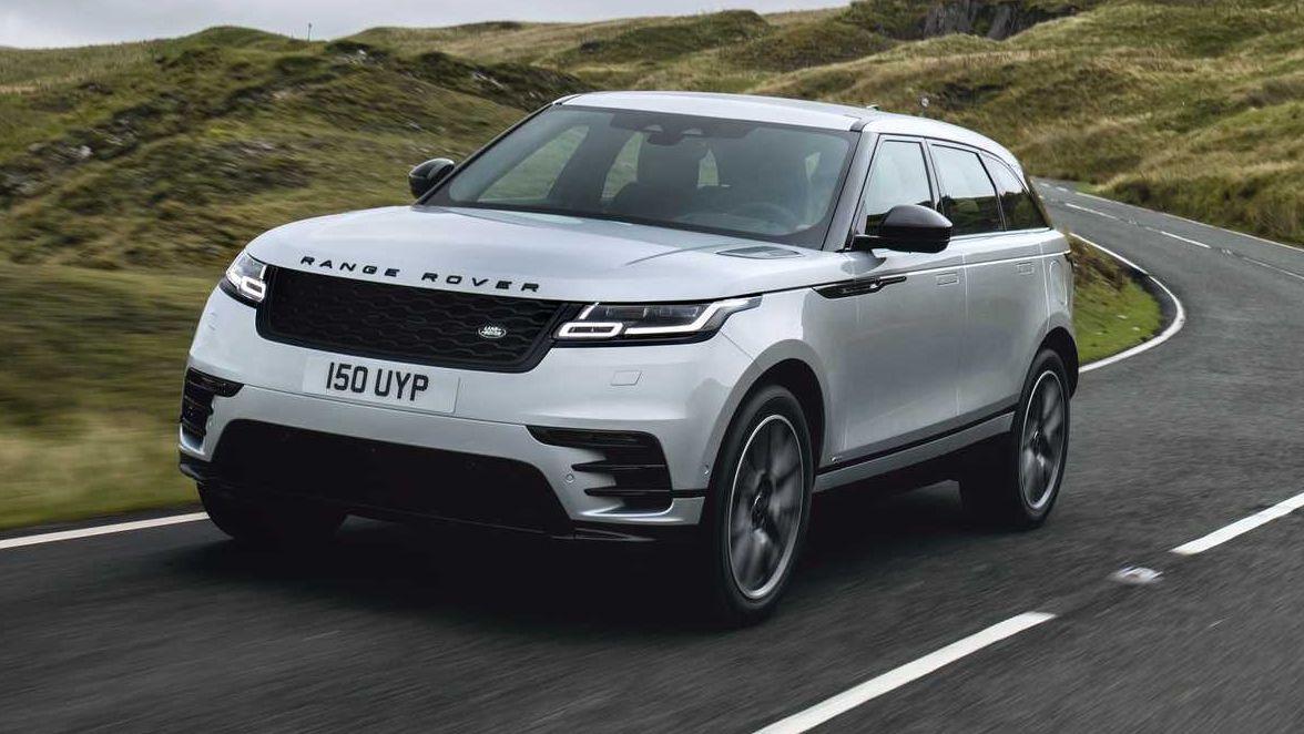 Range Rover Velar для России обновился и подорожал
