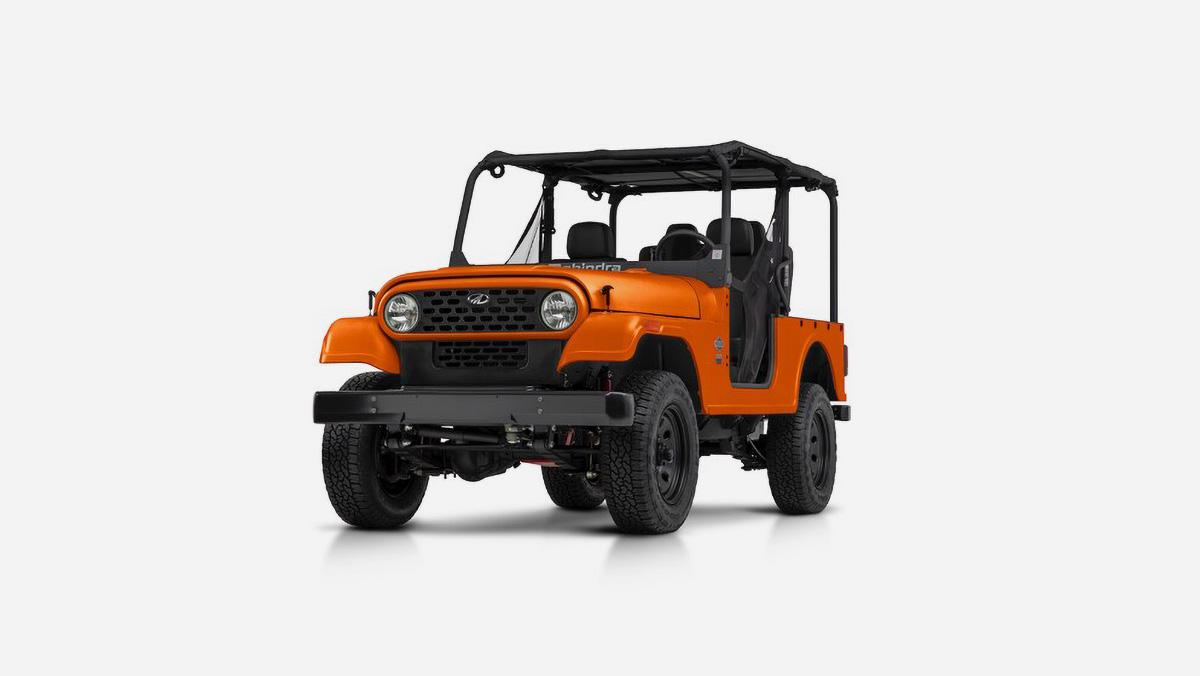 Индийский внедорожник в стиле Jeep обновили — теперь он похож на Toyota