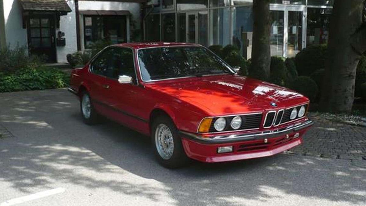 «Капсула времени»: 35-летнюю «Акулу» от BMW без пробега продали за 11 млн рублей