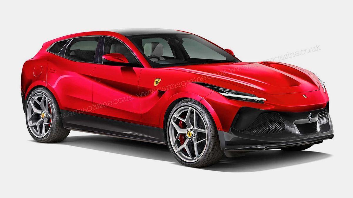 Ferrari выпустит ещё два кроссовера — они будут электрическими