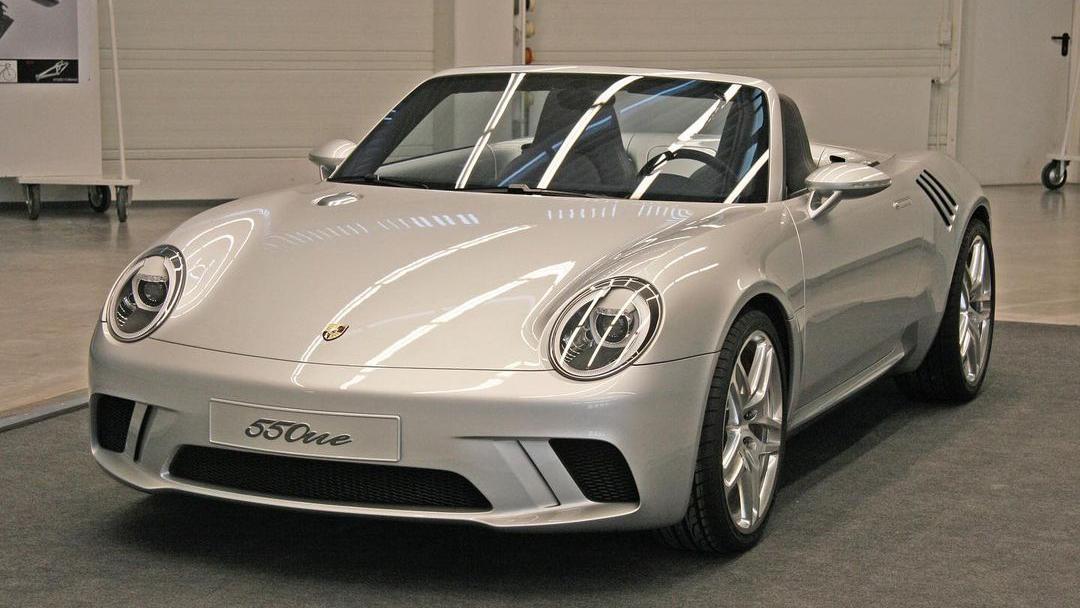 Вальтер де Сильва показал проект несостоявшегося «доступного Porsche»