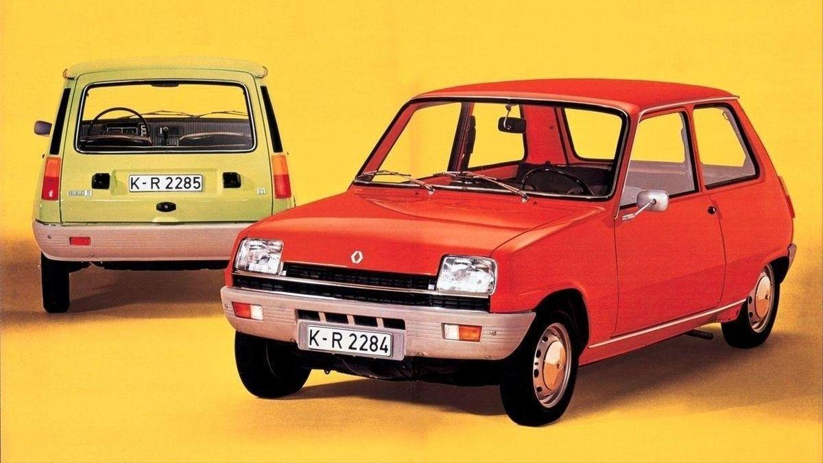 Культовые модели Renault могут вернуться как новейшие электрокары