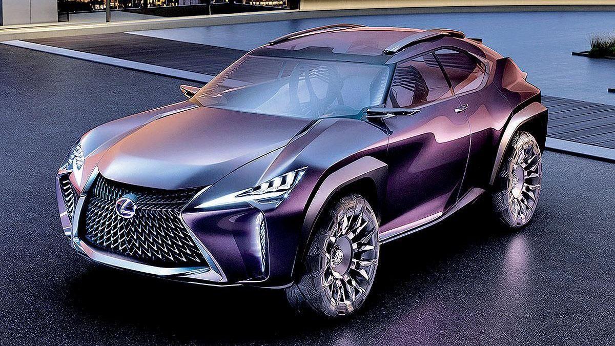 У Lexus может появиться ещё один внедорожник