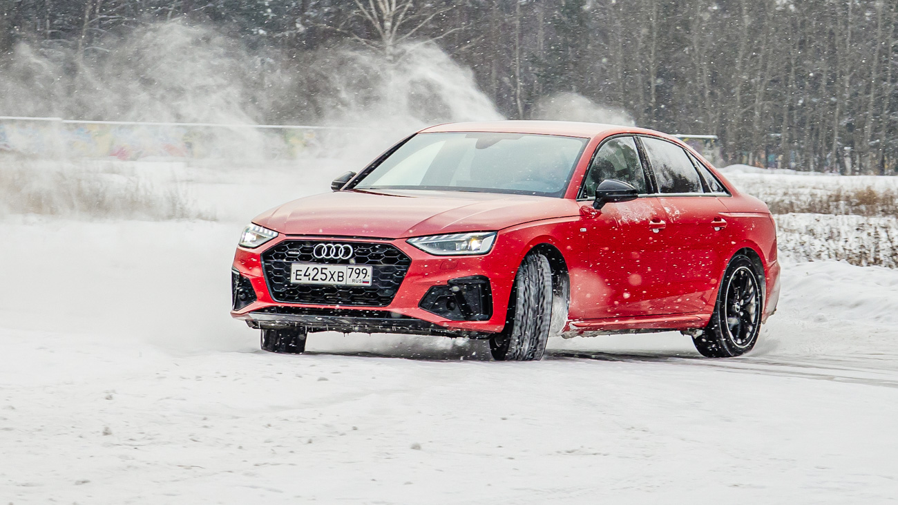 Жизнь после Торсена. Все плюсы и минусы седана Audi A4: подробный тест
