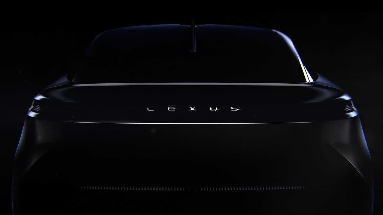 Дизайн автомобилей Lexus изменится радикально: фото концепта