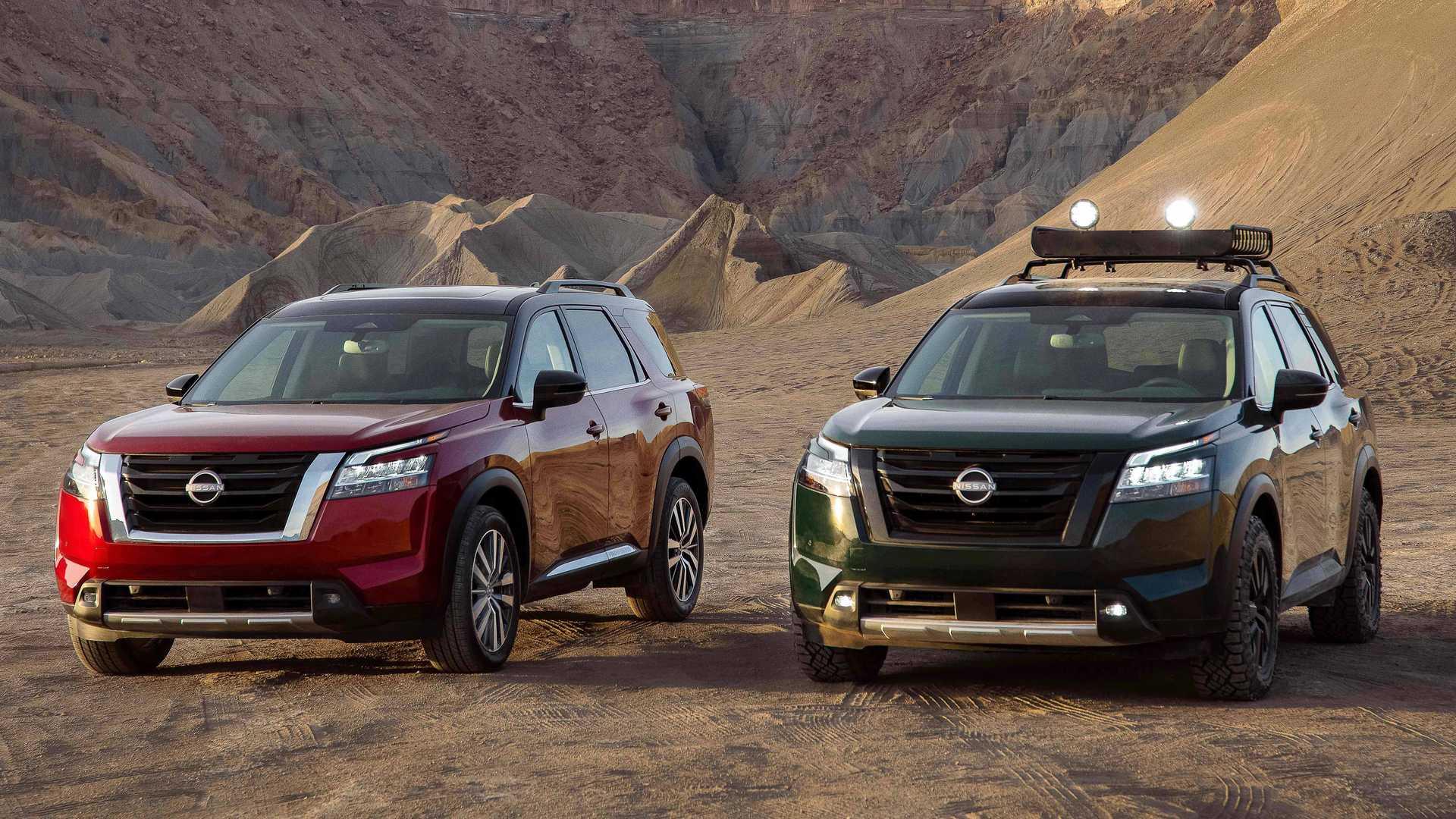 Новый Nissan Pathfinder представлен официально. Он появится в России уже в этом году