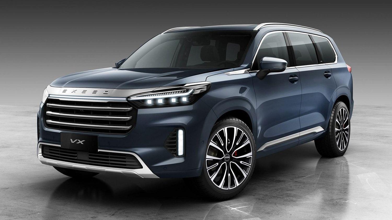 Китайский конкурент Toyota Highlander может добраться до России с новым мотором