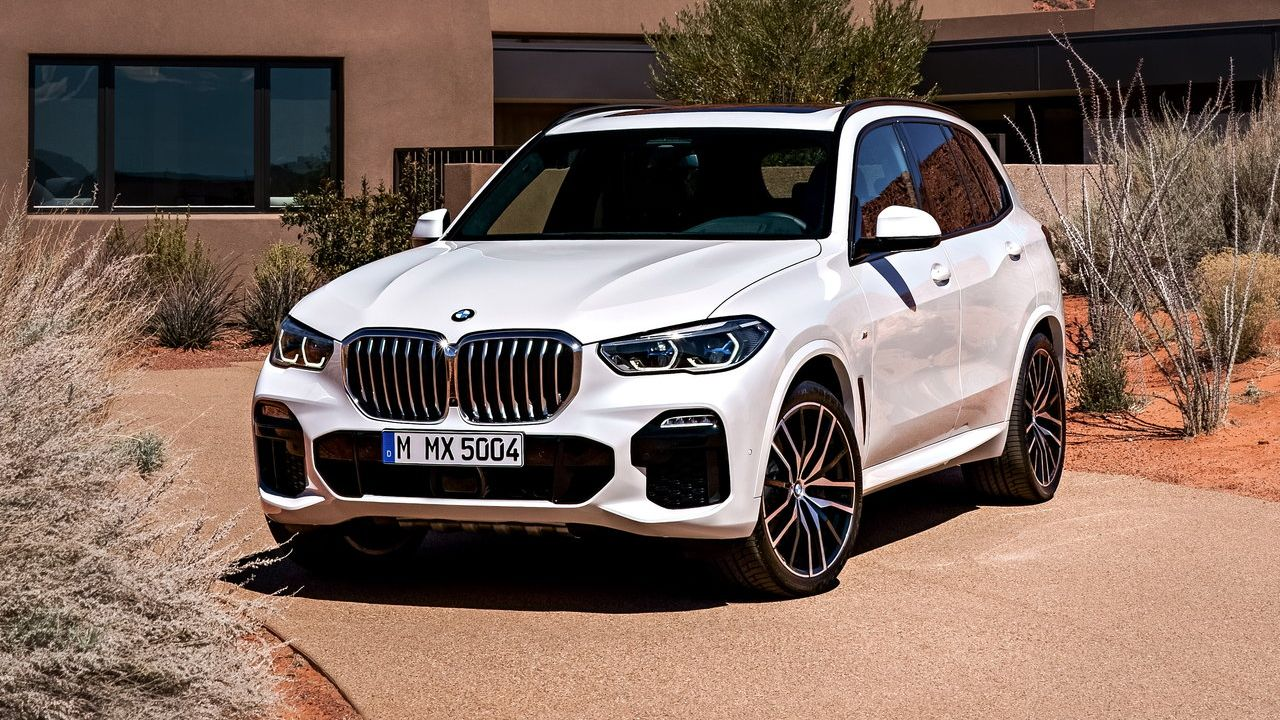 В России отозвали кроссоверы BMW Х5 и Х6 из-за дефекта в рулевом управлении