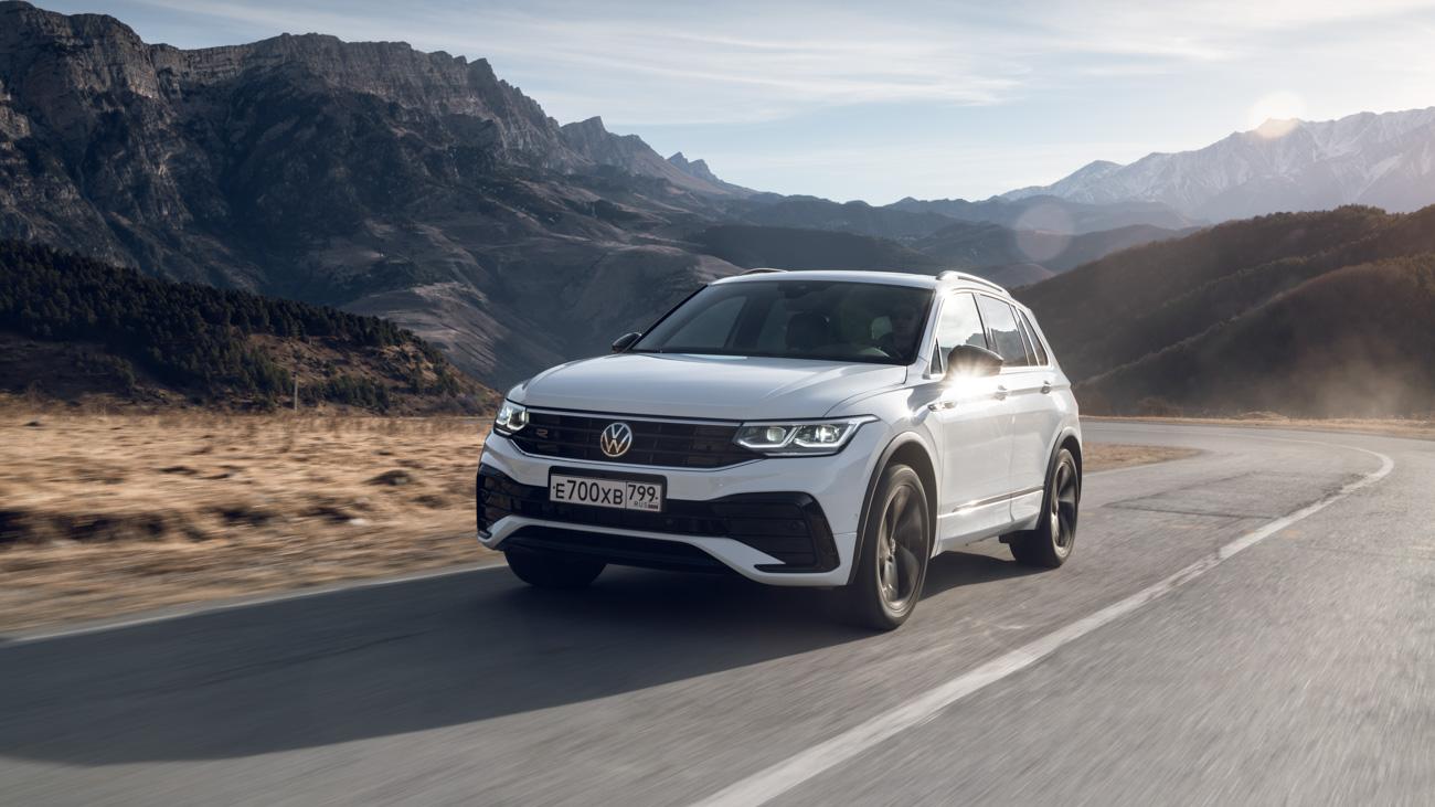 Надо, так надо: первый тест обновлённого Volkswagen Tiguan