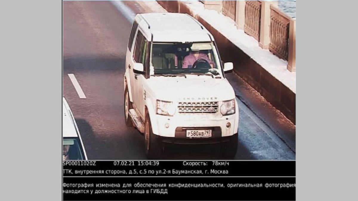 В ЦОДД рассказали, сколько непристёгнутых водителей и с телефоном зафиксировали камеры