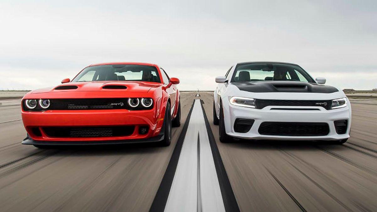 Dodge Challenger и Charger получили необычную противоугонку