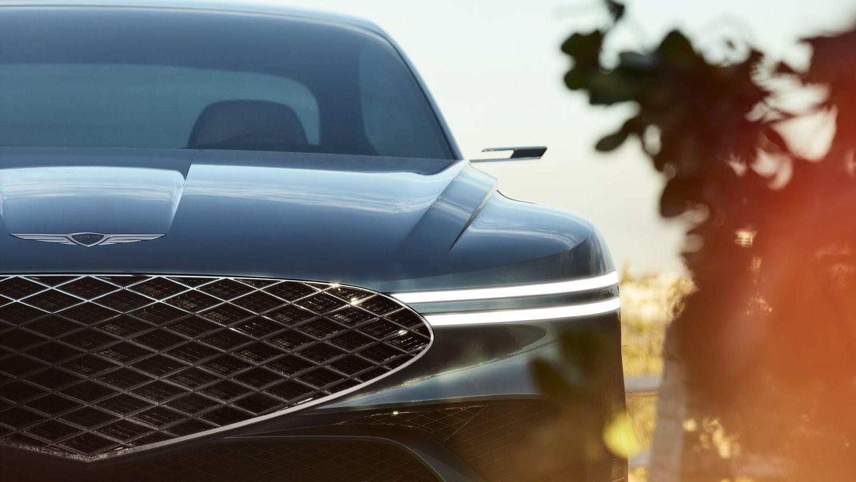 Марка Genesis показала купе X Concept — возможно, так будут выглядеть все её электромобили