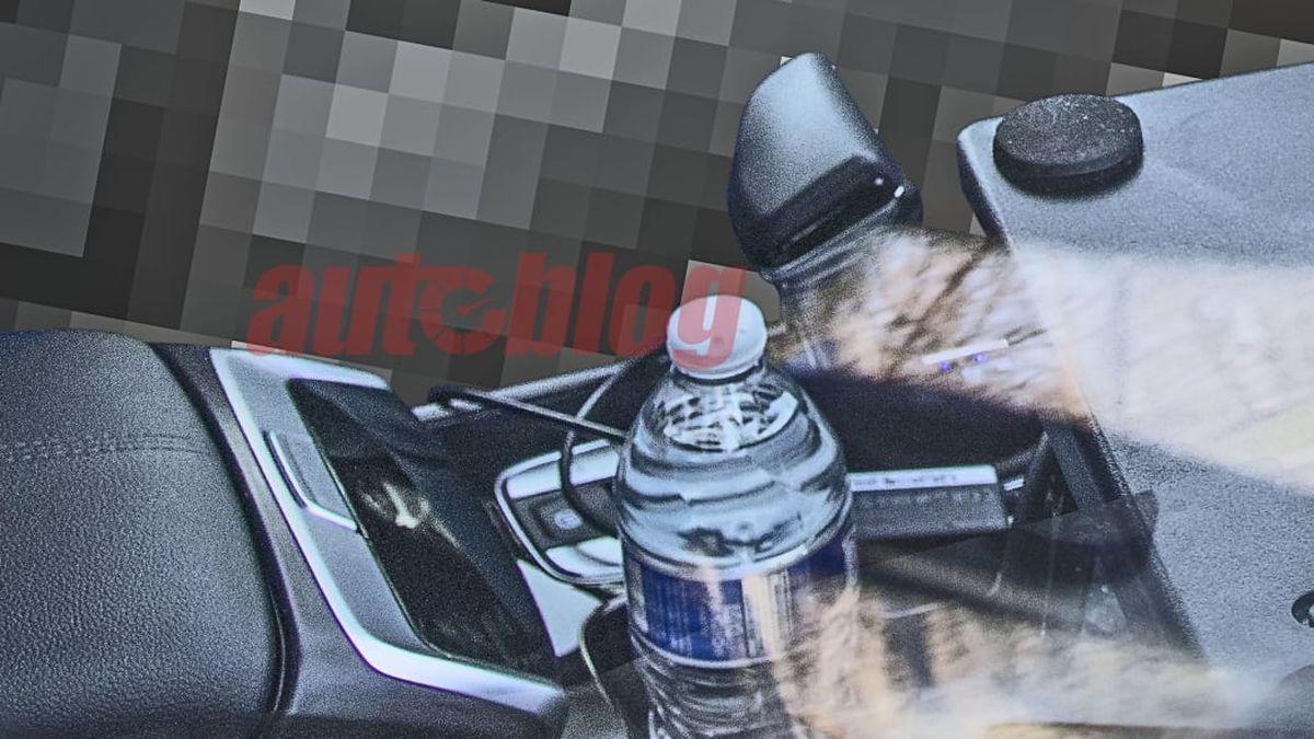 Пикап Hyundai Santa Cruz: изображения экстерьера и шпионские фото из салона