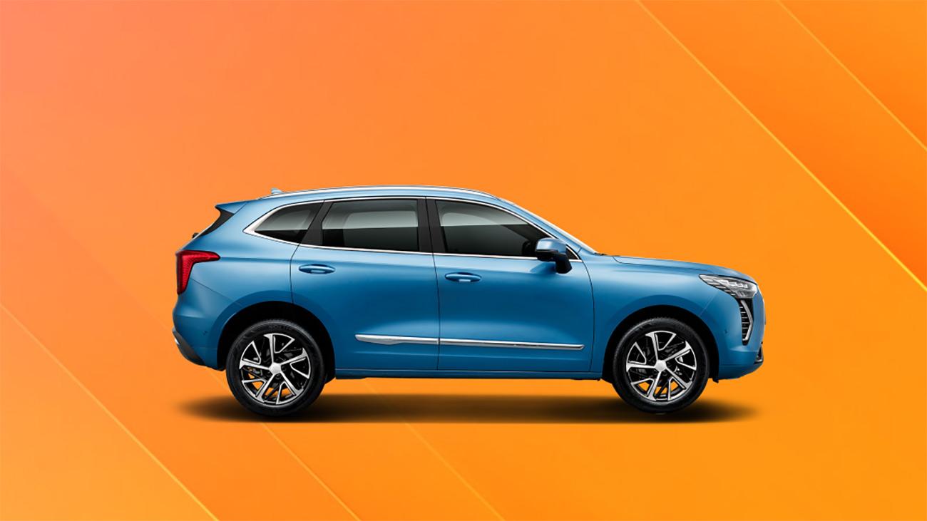 Haval привезёт в Россию конкурента Renault Duster: известны сроки начала продаж