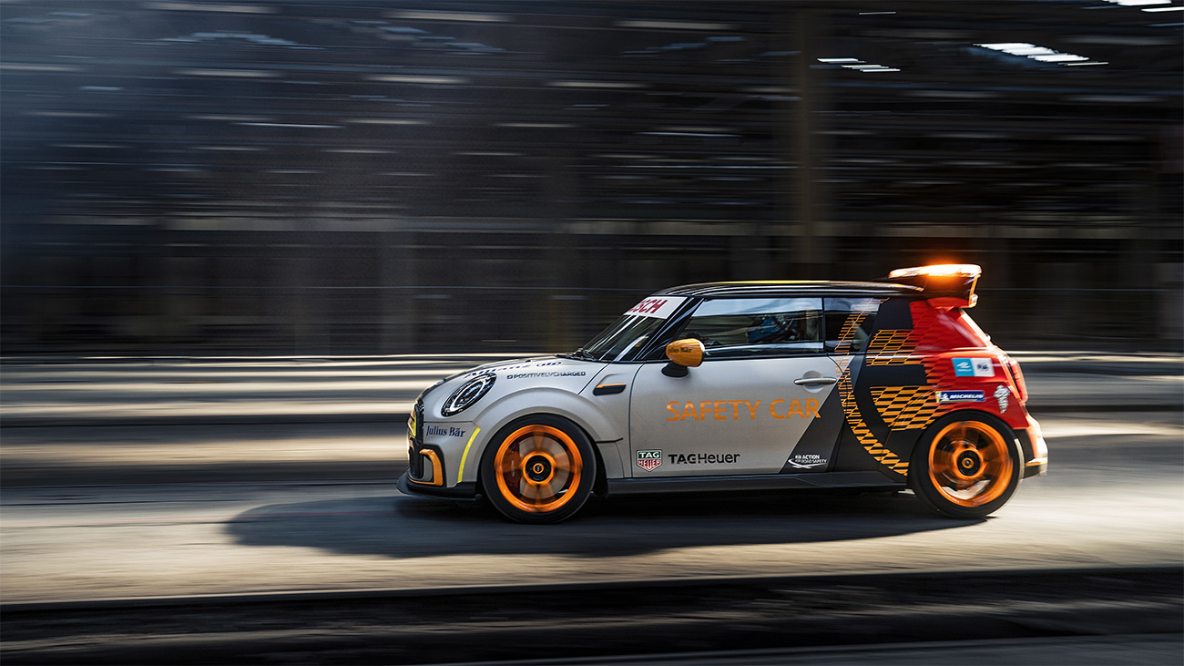 MINI Electric Pacesetter