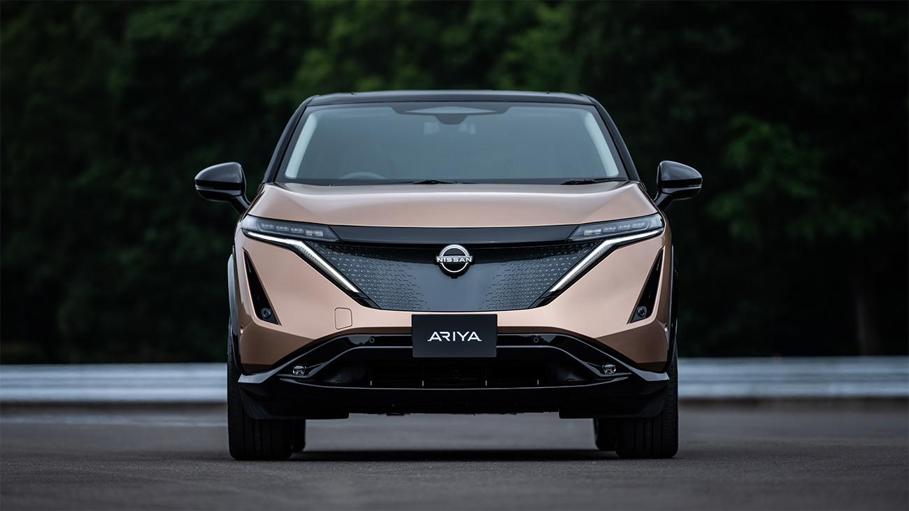 Nissan Ariya e-4orce