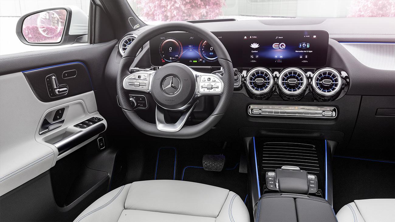 "Mercedes-Benz EQA 250 AMG Line ""Edition 1"""