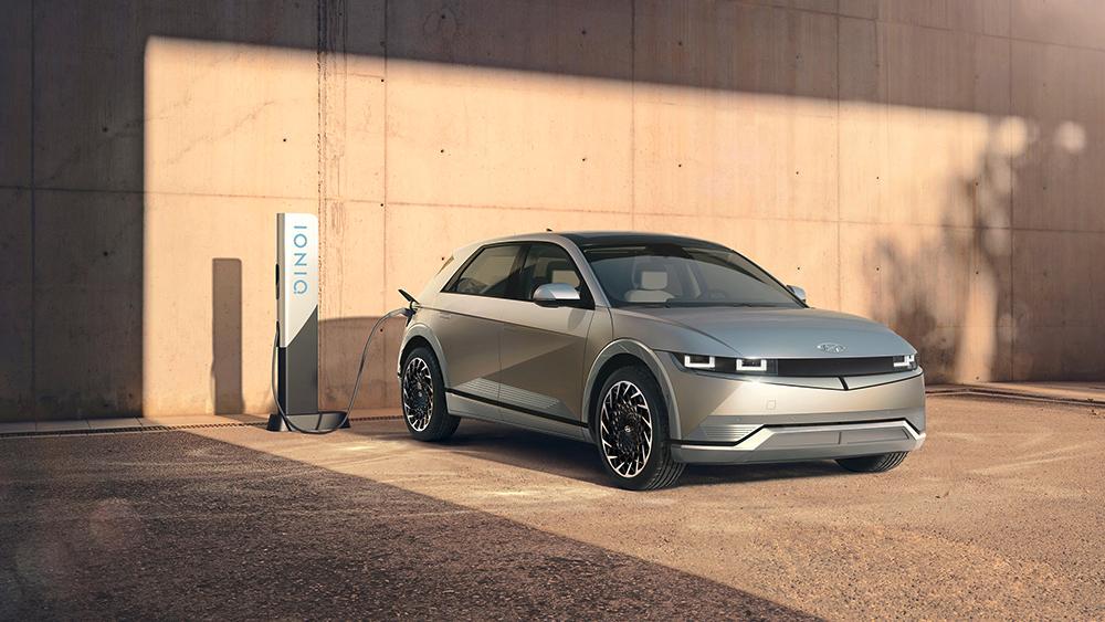 Hyundai намерена строить спортивные электрокары