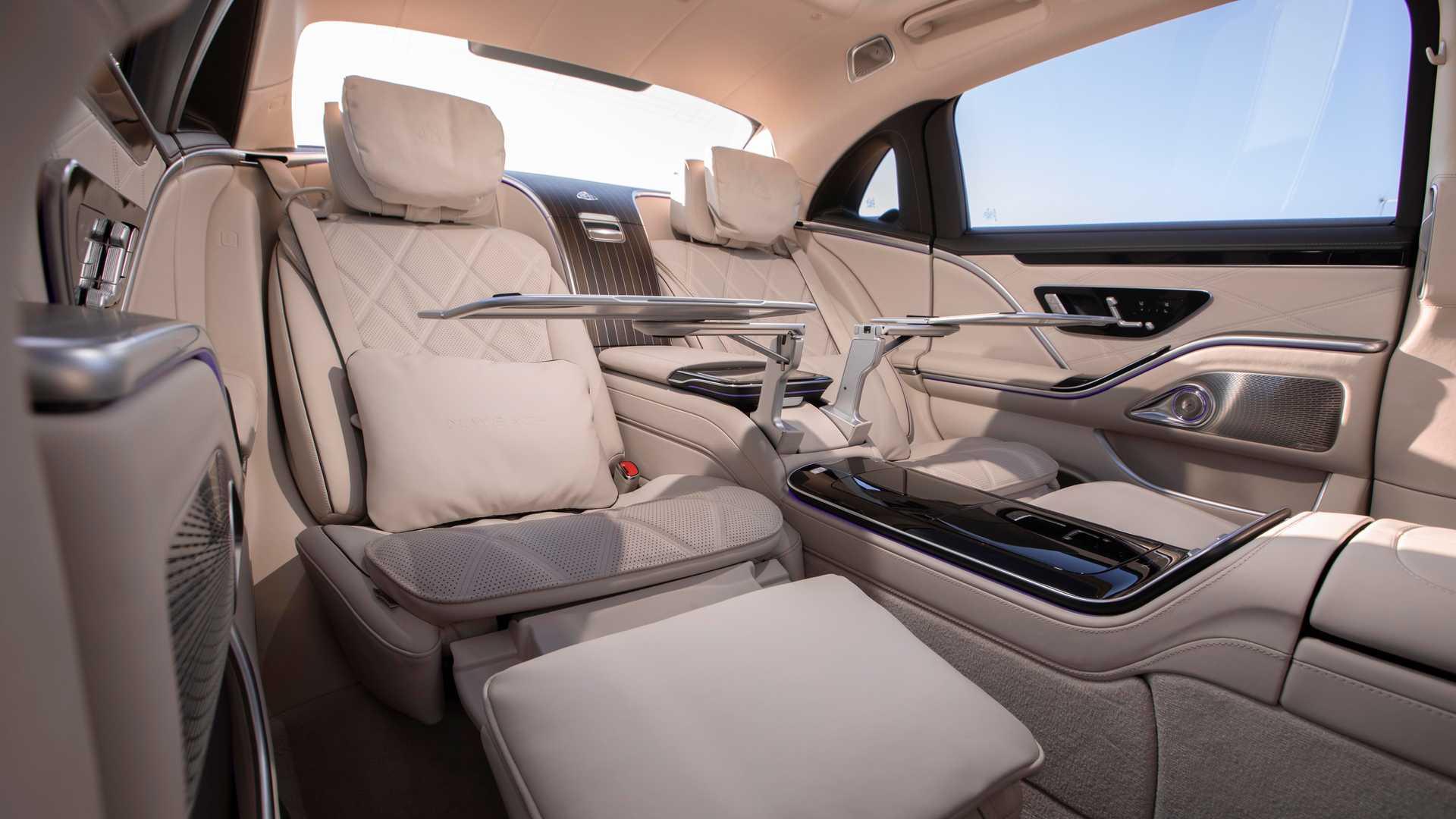 Новый Mercedes-Maybach S-класса в России оказался дешевле, чем ожидалось